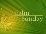 Palm Sunday Title Background Loop