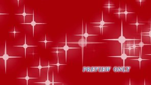 Red Christmas Stars Motion Video