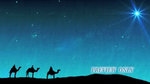 The Wise Men's Trip To Bethlehem