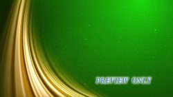 Abstract Green Worship Motion Video