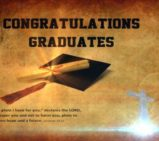 Congratulations Graduates Background