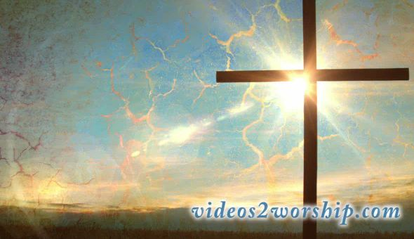 The Cross: Worship Moving Background