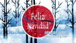 Free HD Spanish Feliz Navidad