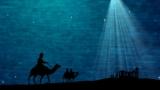 Magi Going To Bethlehem Background