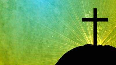 cross on a hill still worship background videos2worship