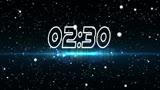 Futuristic 5 Minutes Countdown Video