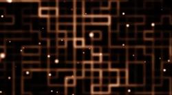 Grid Worship Motion Loop: Futuristic Video