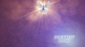 Holy Spirit Worship Motion Background
