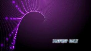 Purple Abstract Backdrop Motion Loop