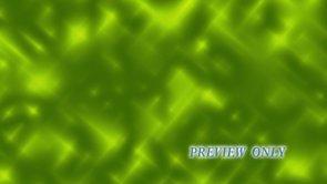 Green Fractal Motion Video Loop