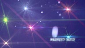 Optical Flares Concert Background