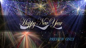 Free Happy New Year Title Motion