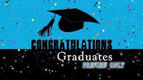 Graduation Worship Motion Background