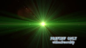Green Christmas Star Motion Worship