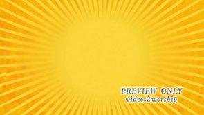 Summer Sunburst Worship Motion