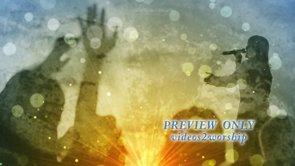 Praise And Worship Grunge Motion