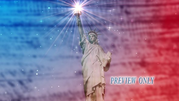 Independence Day: Statue Of Liberty