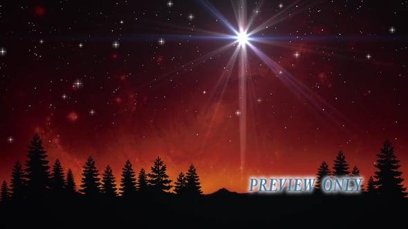 Silent Night: Christmas Star Motion