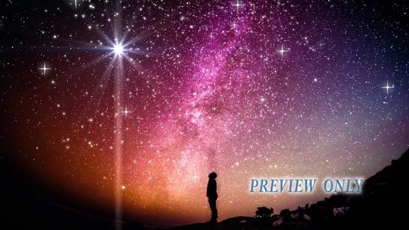 Starry Night: Free Worship Motion