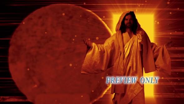 Free Resurrection Motion: Jesus Lives