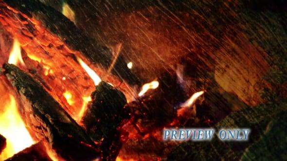 Summer Camp Fire Motion