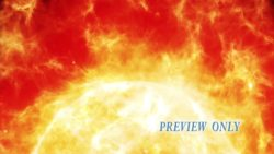 Blazing Hot Surface Of The Sun