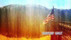 Freedom Flag Worship Motion