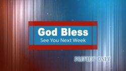 God Bless: Patriotic Colors Closer