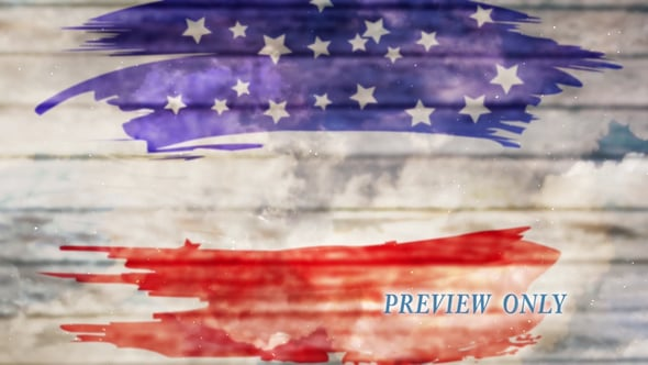 July Fourth Patriotic Motion Video
