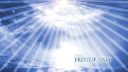 Heavenly Lights Motion Background