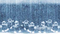 Still: Snow Men