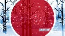 Winter Christmas Holidays Motion