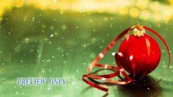 Still: Red Ornament