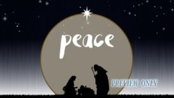 Peace On Earth: Christmas Nativity