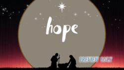 Hope Of The World: Christmas Baby