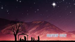 Christmas Nativity: The Shepherds