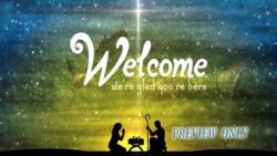 Christmas Advent Welcome Text