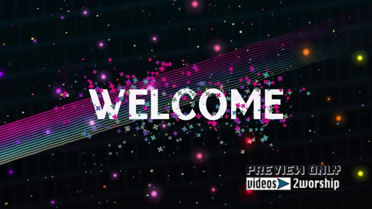 The Best Welcome Backgrounds For Church